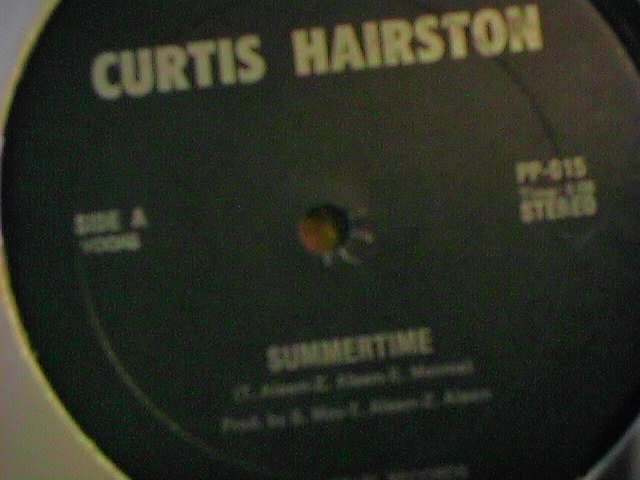 Curtis Hairston